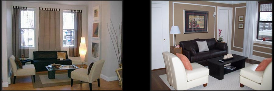 Conni D'Emidio Accredited Staging Professional Home staging example