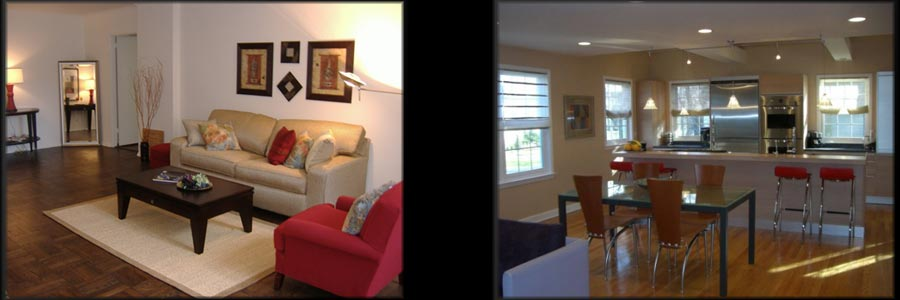 Conni D'Emidio Accredited Staging Professional Room makeover example